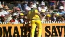 Aus vs NZ ODI, Adelaide 1980 - NZ innings
