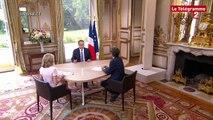 14-Juillet. Extraits de l'intervention télévisée de François Hollande