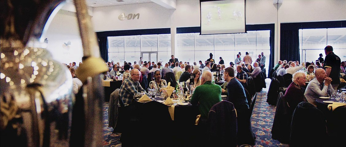 Wasps Hospitality at the Ricoh Arena