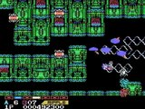 MSX GAME ◀ Salamander 沙羅曼蛇 ▶ Playthough pt 4/4 GOOD ENDING