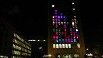 MIT-HACK: Tetris at the MIT Green building