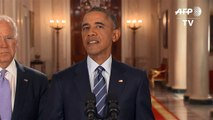 Obama says Iran deal will stop spread of nuclear weapons