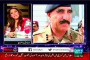 DAWN News Eye Mehar Bukhari with MQM Salman Mujahid Baloch (13 July 2015)