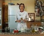 Recetas con Agar agar-Ensalada de Tomate y Mozarella de Agar