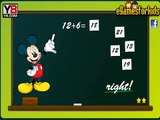 Disney Clubhouse Mickey Mouse  - Mickey Mouse Math   米老鼠   米老鼠數學   ミッキーマウス   ミッキーマウスの数学