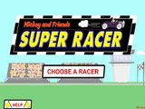 Disney Clubhouse Mickey Mouse  - Mickey Mouse Super Racer   米老鼠   米奇超級賽車   ミッキーマウス   ミッキーマウススーパーレーサー