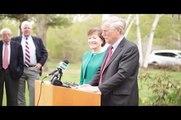 Senator Angus King endorses Senator Susan Collins