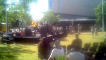 Appreciation to Fort Bliss Soldiers 12, 2015