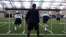 Inside Zips Football: 2013 Mat Drills