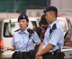 Hong Kong Police CC3 - Tetra radio system