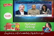 10 PM With Nadia Mirza (Nawaz Modi Mulaqat Bharati Diplomat Bazi Le Gaye??) On News One at 10:00 Pm – 14th July 2015