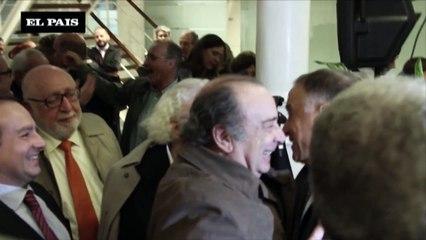 Fernando  Calloia asume la presidencia de la CND
