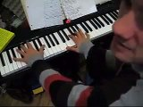 """How To Play """"Everything In Its Right Place"""" Piano Tutorial (Radiohead)"""
