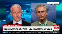 CNN Guest: 'How Dare We' Cut Off Liberia Flights When 'American Slavery' Created That Country
