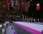 Mundial Gimnasia Ritmica 2011 BULGARIA Final 5 BALLS
