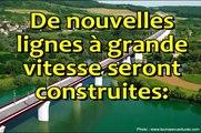 Le futur du train (TGV, AGV...) en France et dans le monde: