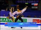 Zhang Dan/ Zhang Hao  SP -Figure Skating Worlds 2008