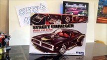Kit Review 1/16 scale MPC Street Charger. Scale Model Garage.