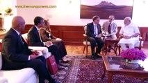 Bill Gates and Melinda Gates meet on India PM Modi in New Delhi