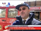 Vital Responder project on National TV SIC - Portugal (in Portuguese)
