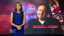 Michael J Fox & Clyde Campbell feature of Sunday Night with their shared vision to cure Parkinson's