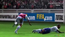FIFA Soccer 2004 - Gameplay Xbox HD 720P (Xbox to Xbox 360)