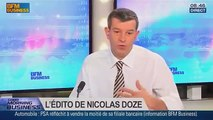 Nicolas Doze : La politique de l'emploi, c'est bien d'en parler, c'est mieux de le faire - 25/10
