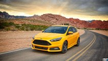 New Ford Focus ST 2016 interior and exterior / 2015 Focus ST
