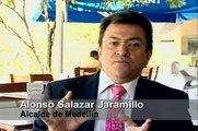 Estilos de vida saludable en Medellín, Colombia. Sr. Alonso Salazar Jaramillo, Alcalde de Medellín