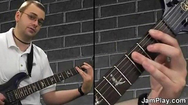 Guitar Lesson: Nirvana - Smells Like Teen Spirit