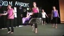 Školní akademie 2011, pasování prvňáčků na čtenáře