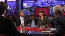 Lerares Trudy Coenen over de stand van het VMBO-onderwijs in Pauw & Witteman (13-01-2012)