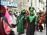 Carrasciali Tempiesu Sardinien Karneval in Tempio Pausania