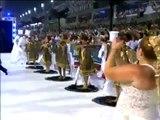 Comissão de frente da Unidos da Tijuca impressiona na Sapucaí no Carnaval 2010