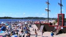 L'innovation du Camping & Plage Belley - Grands Prix du Tourisme Québécois 2013