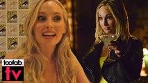 "Candice Accola Spills ""Vampire Diaries"" Season 7 Secrets: Enzo, Stefan, Heretics & More!"