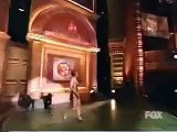 Gillian Anderson on Blockbuster E. Awards