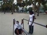 Bartendaz Miami Rosco on the dip bar South Beach