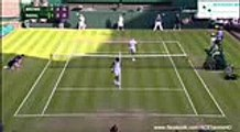 Rafael Nadal vs Dustin Brown   Highlights Wimbledon 2015 HD720p 50fps by ACE Tennis HD