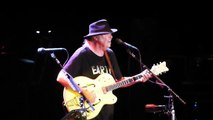 Neil Young & Crazy Horse After The Gold Rush live Liverpool Echo Arena 13 July 2014