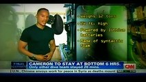 James Cameron Dive in THE ABYSS, 7 mi down 2012 - Story #1