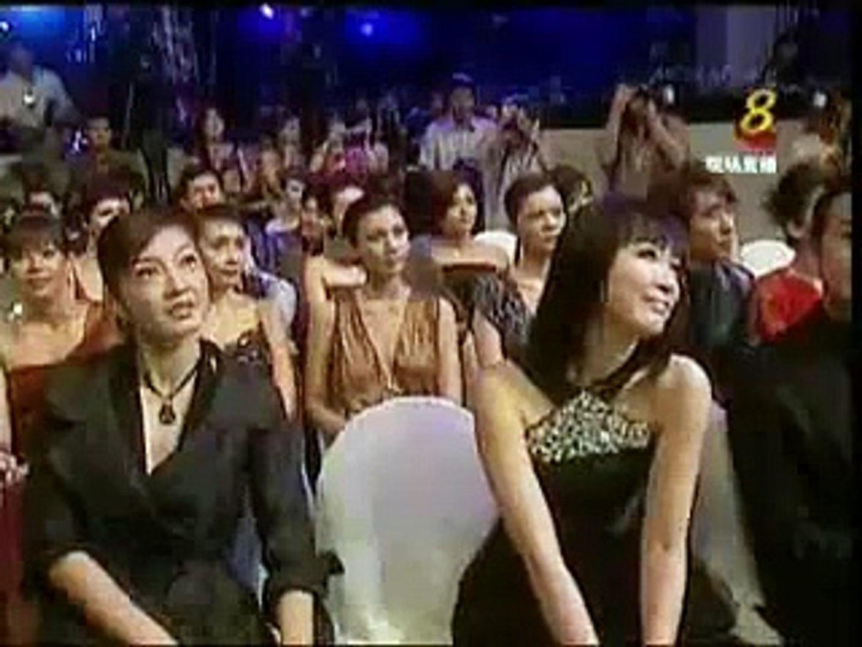 Kym Ng - Star Awards 2006 Top 10 Most Popular Female Artistes 鐘琴 - 红星大奖 2006 十大最受欢迎女艺人