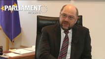 Exclusive: Martin Schulz on the 2014 EU elections