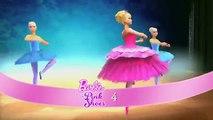 Barbie en Francais - Rêve de Danseuse étoile - Leçon de danse № 4 Sauté et Chassé
