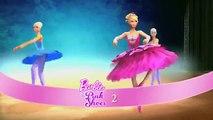 Barbie en Francais - Rêve de Danseuse étoile Leçon de danse № 2