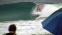 SURFING JORDY SMITH BARRELS WITH AIRS