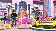 Barbie en Francais - Ciel, mes paillettes!