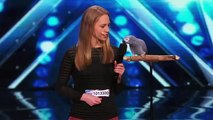 Animal Acts Steal the Show on America's Got Talent America's Got Talent 2015