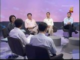 Ch8 Chinese Political Forum On Sg Future, 政治论坛 - 新加坡的未来 - Pt2/4