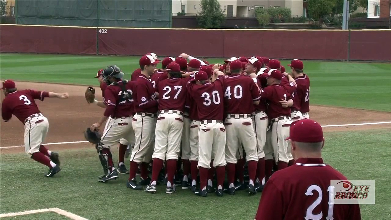 EYEBRONCO: SCU vs BC Baseball Highlights